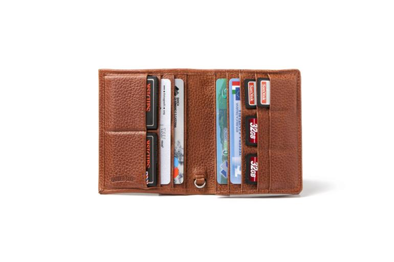 LEATHER ORGANIZER PIXIE