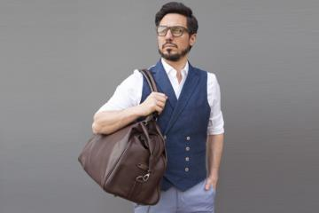 TRAVELER CAMERA BAG CESAR CUT
