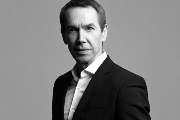 The retrospective of Jeff Koons
