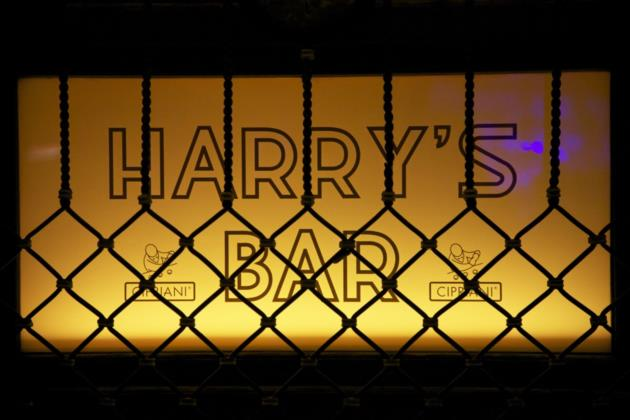 The Harry's bar